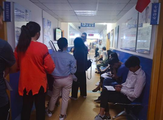 四川省生殖专科医院超声科检查:监测排卵、AMH、前列腺检查等