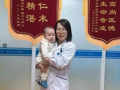 泸定宝妈三次胎停后在我院复发性流产中心迎来二胎