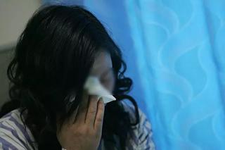 失去了19岁女儿的张清燕